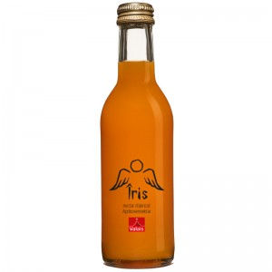 Îris - nectar d'abricot du Valais