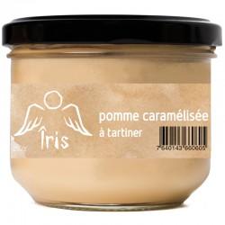 Pomme Caramélisée à tartiner 4x130gr (4.20CH/pot)